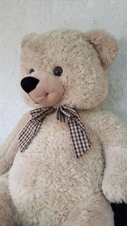 Jucarie - plus - urs- giant - mare - teddy bear- petra toys - copiii