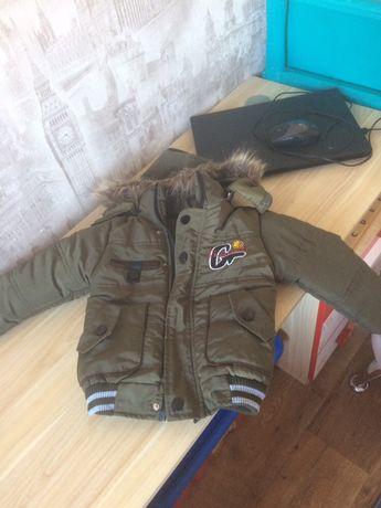 Детская одежда куртка