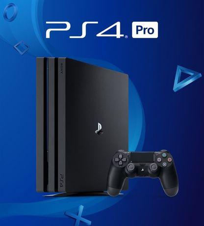 Игровая приставка Sony PlayStation 4 Pro