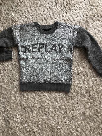 Детски пуловер Replay