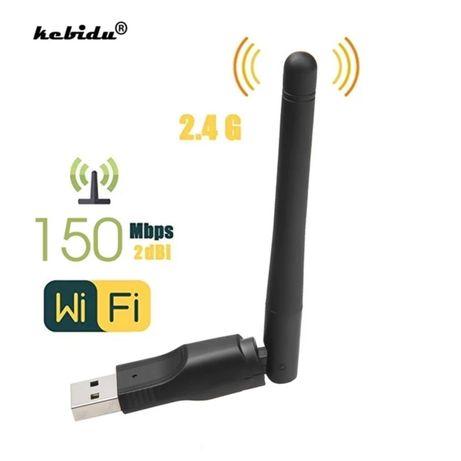Wi Fi адаптер 802.11n Обеспечивает максимальную скорость