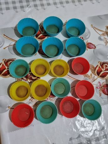 Формы силиконовые для кекса