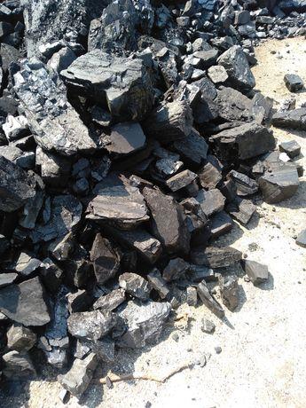 Продам уголь крупный каражира