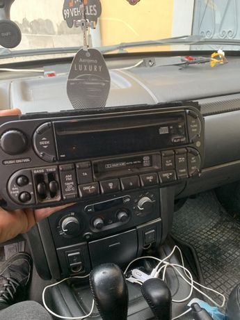 Casetofon/MP3 Player original Jeep Grand Cherokee WJ