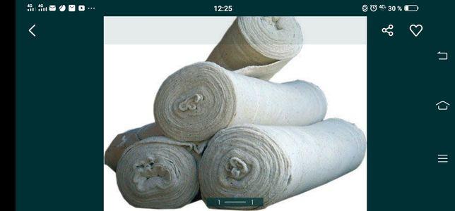 Ветошь обтирочная ткань в рулонах