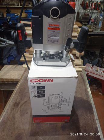 Фрезер профессиональный CROWN CT 11001