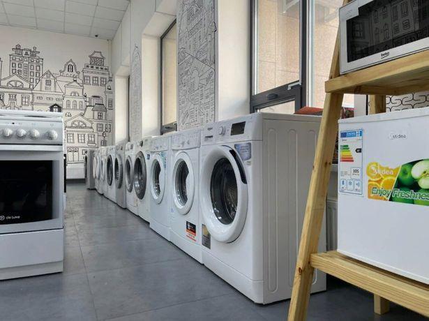 Продажа стиральных машин с доставкой и подключением в подарок