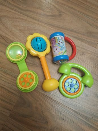 Погремушки игрушки детские