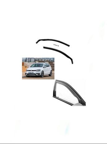 Ветробрани VW Polo (2009-2017)- 5 врати-  (2бр. в комплект)