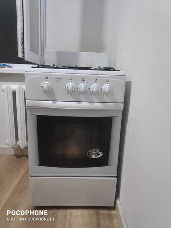 Продам газовую плиту грета в хорошем состоянии