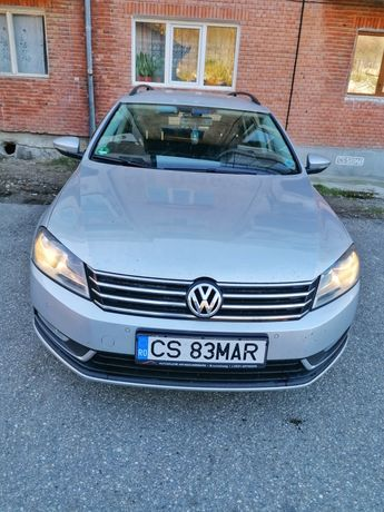 Vw Passat B7 Break, 2012, 2.0TDI, Navi