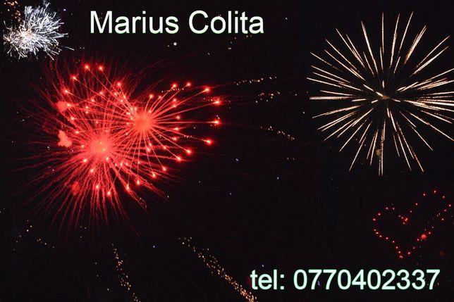 Spectacole si focuri artificii