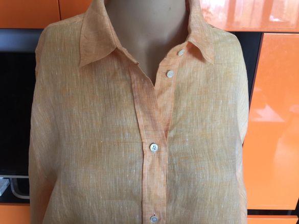 Дамска  риза Escada Sport, размер 42(L),  100% лен