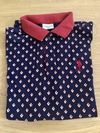 Мъжка блуза U.S.POLO