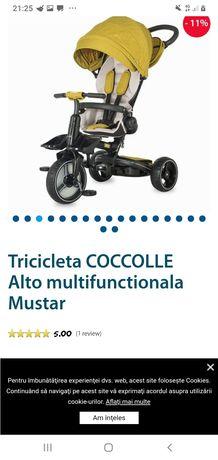 Tricicleta Cocolle Alto