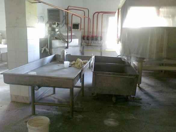 Цех за производство на кашкавал