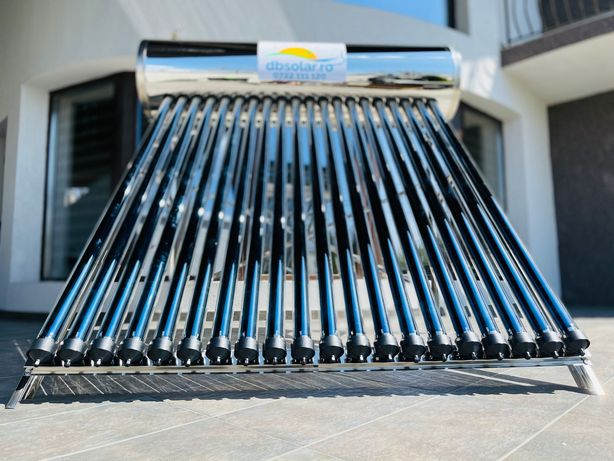 Panou SOLAR NEpresurizat INOX 260 Litri Apa Calda Panouri Solare ‼️