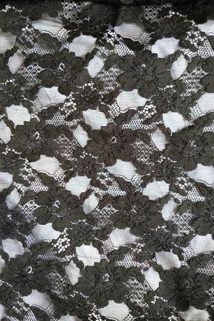 Отрез ткани- итальянское кружево