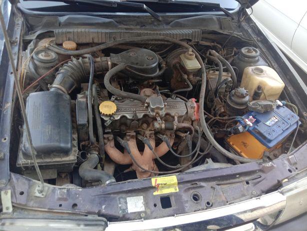 Продам opel vectra c газ-бензин на ходу