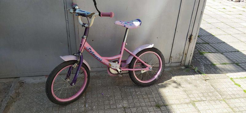 "Велосипед детски 16"" гр. Панагюрище - image 1"