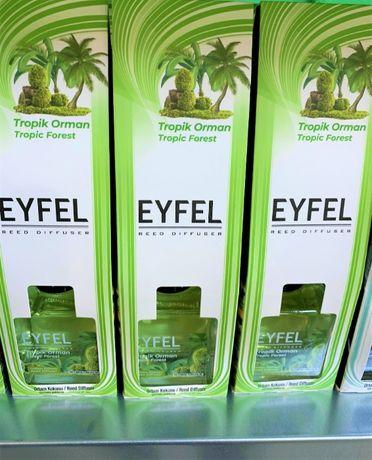 Odorizante camera Eyfel, sticla patrata,120ml si Eyfel AUTO 10ml !!!