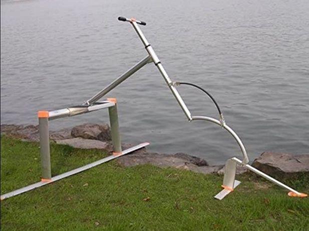 Vând aquaskipper hydrofoil bicicleta de apa