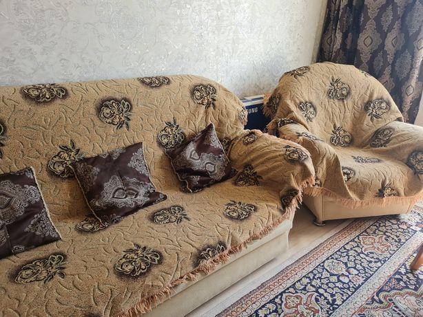 Продаю Диван и кресло