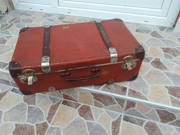 Ретро куфар от 1945г.