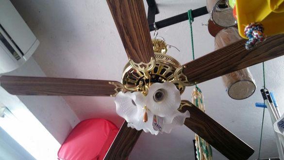 Таванен вентилатор