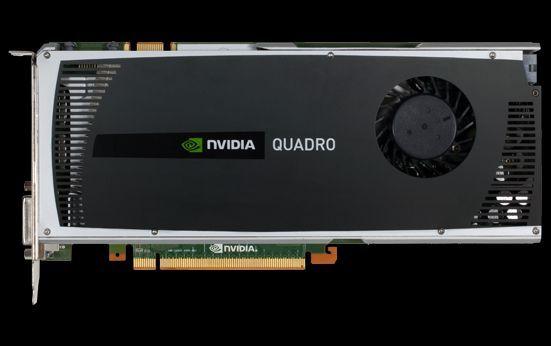 nvidia quadro 4000 2gb 256 biti video card