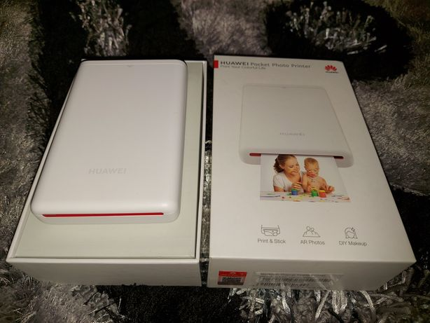 Huawei Pocket Photo Printer (imprimantă foto portabilă)