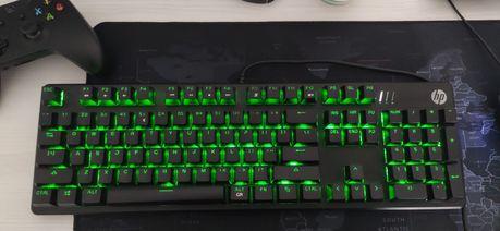 Tastatura gaming mecanica HP pavilion 500