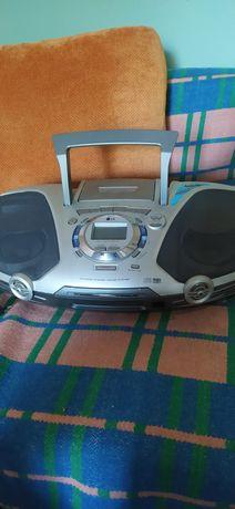 Аудиомагнитола LG
