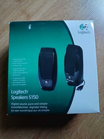 Boxe Logitech Port USB