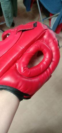 Шлем для каратэ/тэквандо/борьбы