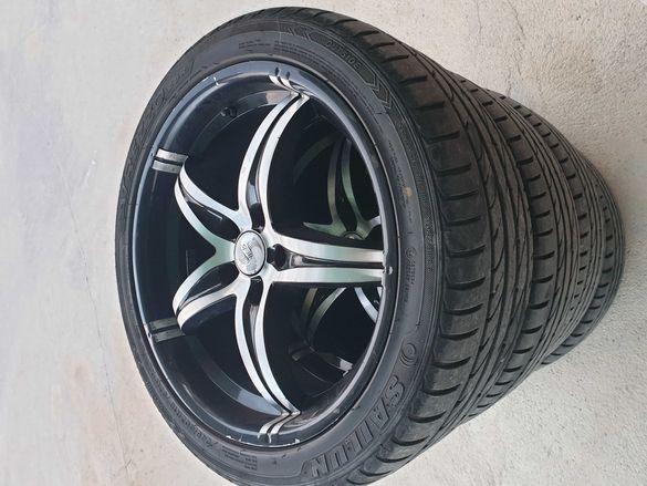 Джанти с гуми 18 цола