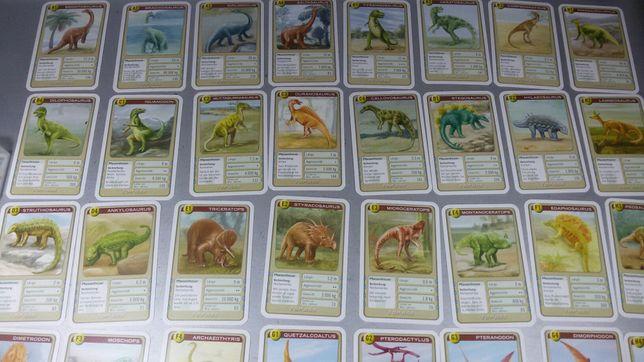 Dinozauri jetoane de colectie original cu descriere machete