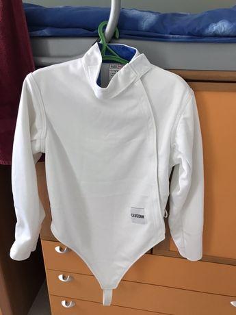 Фехтовальная куртка форма фехтование сабля шпага рапира