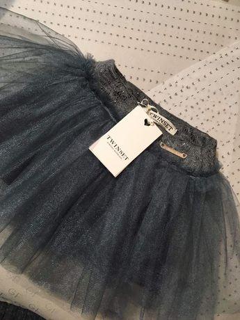 Детска рокля пачка пола liu jo twinset