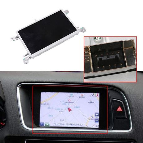 Нов оригинален дисплей ауди A4 S4 A5 Q5 MMI audi екран навигация