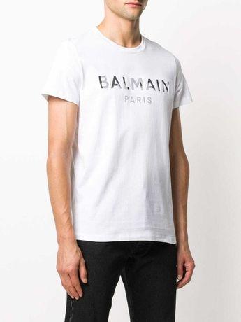 Нова мъжка тениска Balmain S и XXL
