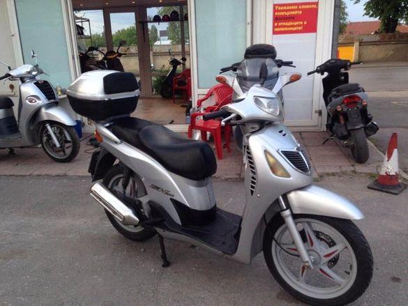 Хонда СХ 150 Honda Sh125, 150