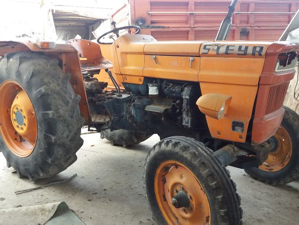piese de tractor FIAT 450 transmisia si cutia asemanatoare cu U445
