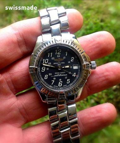Breitling Colt Ocean Diver 500m,Omega,Longines,Tissot