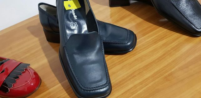 Pantofi piele 100%, Pas GUCCI