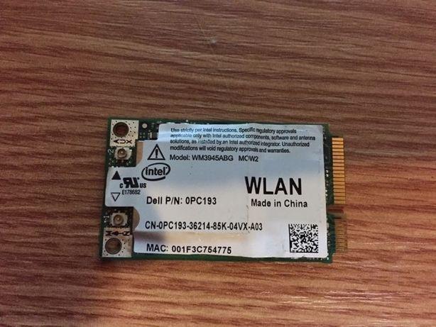 Wireless wland laptop