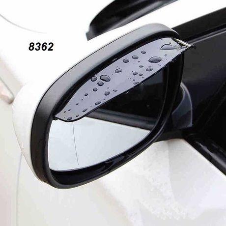 Сенник за огледало тъмен мат -8362