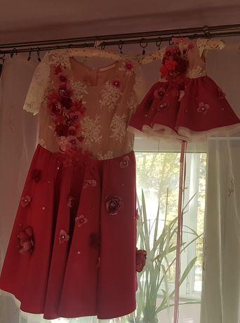 Set rochii mamă-fiică