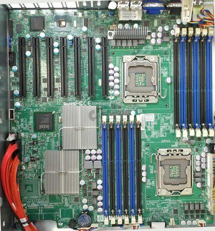 Placa Server Pt Minat Supermicro X8DTH cu 7x PCIe 16x