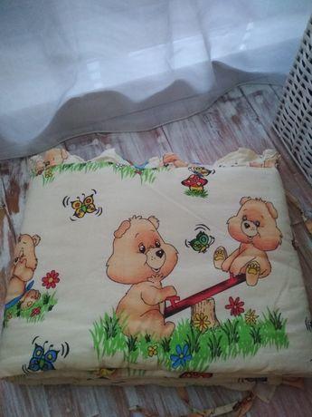 Спален комплект за бебе, обиколници